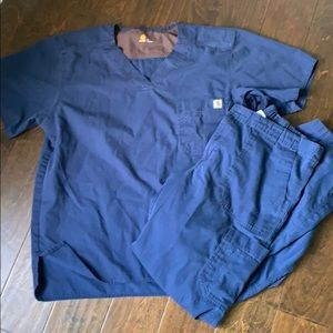 Men's Carhartt Scrubs